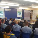 Walthamstow Wetlands CPD training session with the CIOB